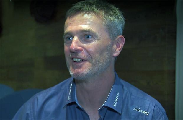 Swiss-Ski-News: Speed-Trainer Andy Evers tritt zurück (Foto: Stephan Bögli / Swiss-Ski.ch)