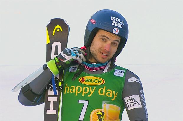 Mathieu Faivre gewinnt Riesenslalom von Val d'Isère