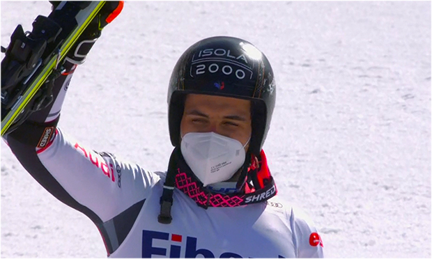 Riesenslalom Weltmeister Mathieu Faivre gewinnt 2. Riesentorlauf von Bansko am Sonntag