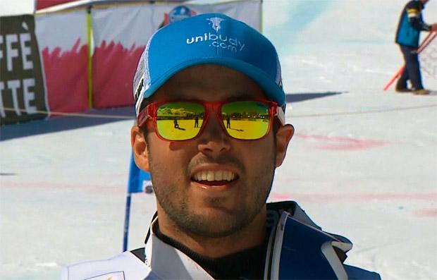 Thomas Fanara gewinnt RTL in St. Moritz