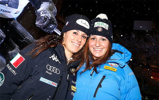 Nadia und Elena Fanchini beenden ihre Karrieren (Foto: © Archivio FISI/Marco Trovati/Pentaphoto)
