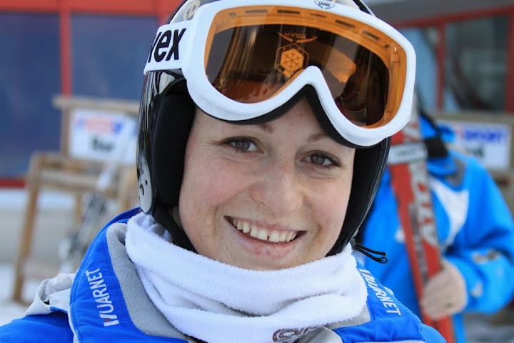 © Gerwig Löffelholz / Italienische Meisterschaft: Elena Fanchini holt Abfahrtstitel