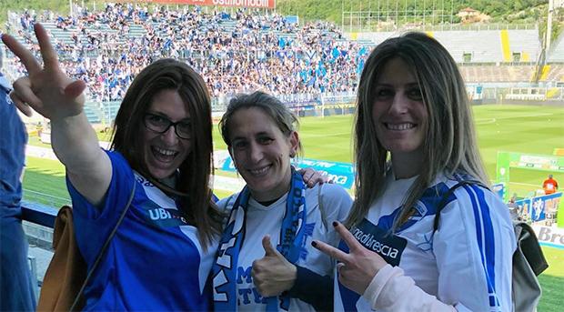 Fanchini-Schwestern sind ausgewiesene Fußball-Fachfrauen (© Elena Fanchini / Instagram)