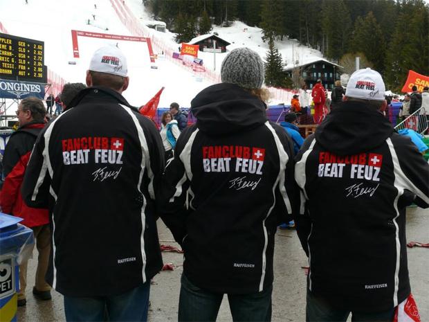 © hahnenkamm.com / Beat Feuz Fanclub reist zum 75. Hahnenkamm-Rennen