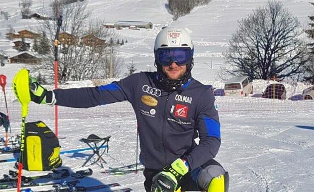 Franzose Thibaut Favrot gewinnt 1. Europacup-Riesenslalom von St. Moritz (Foto: Thibaut Favrot / instagram)