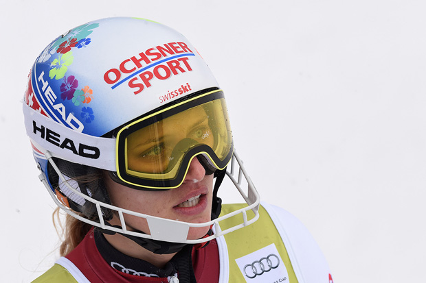 """© HEAD  /  Denise Feierabend im Skiweltcup.TV-Interview: """"Die nötige Lockerheit tut bestimmt gut!"""""""