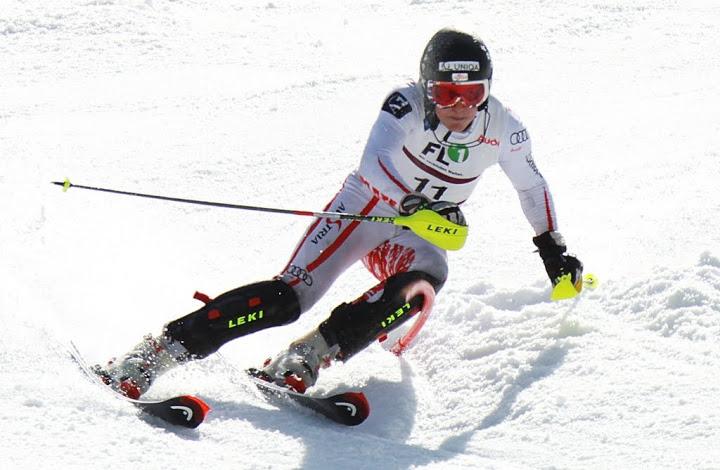 © Gerwig Löffelholz / Manuel Feller gewann 2012 in Obereggen