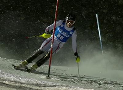 Erste Weltcuppunkte für Manuel Feller