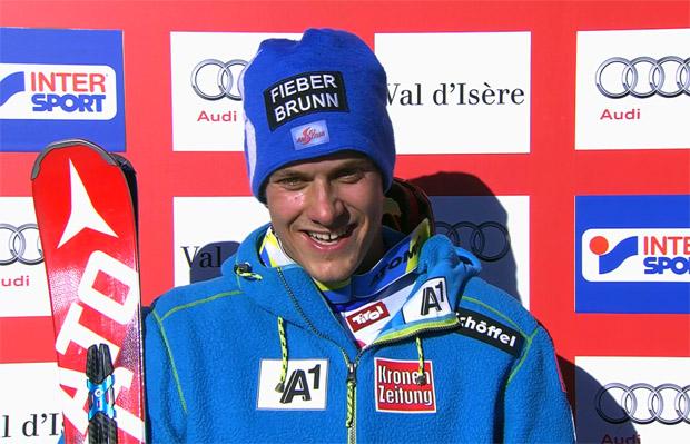 Platz vier im Riesentorlauf – Manuel Feller rast zu bestem Weltcupergebnis