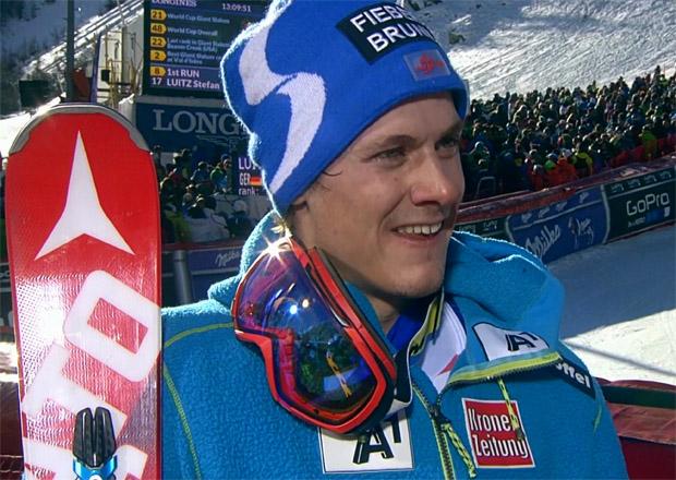 Slalom Europacup Obereggen: Feller führt, Tonetti 6., Favoriten hinten