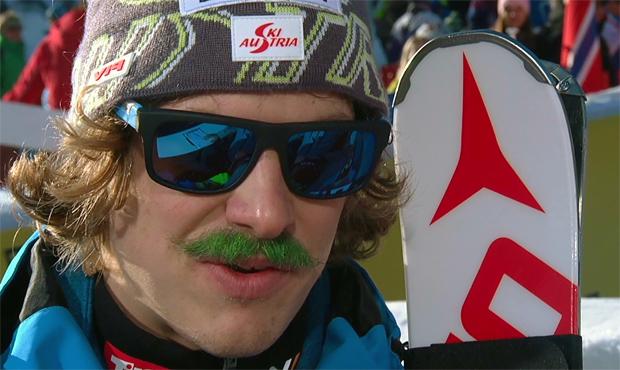Grüner Bart bringt Manuel Feller kein Glück