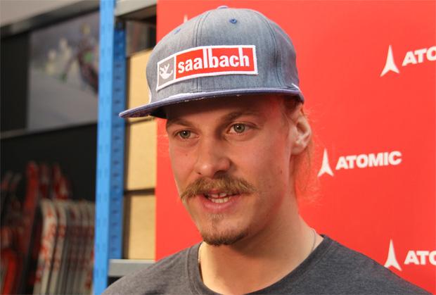 """Manuel Feller: """"Wir haben im Sommer auch nicht geschlafen."""" (Foto: Skiweltcup.TV / Walter Schmid)"""