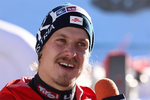 Manuel Feller gibt grünes Licht Slalom Comeback in Zagreb (© Claudia Egger / Skiweltcup.TV)