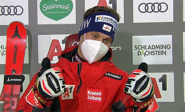 Manuel Feller übernimmt Führung beim Nightrace in Schladming - Final-Durchgang: 20.45 Uhr