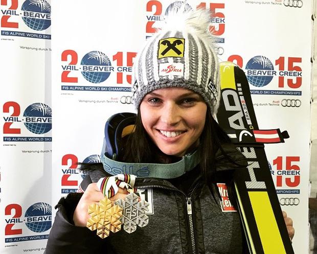 © ÖSV Ladies Skiteam Austria / Anna Fenninger (AUT)