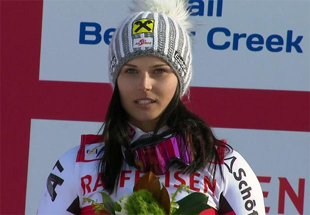 SKI WM 2015: Erneut Gold für Anna Fenninger!