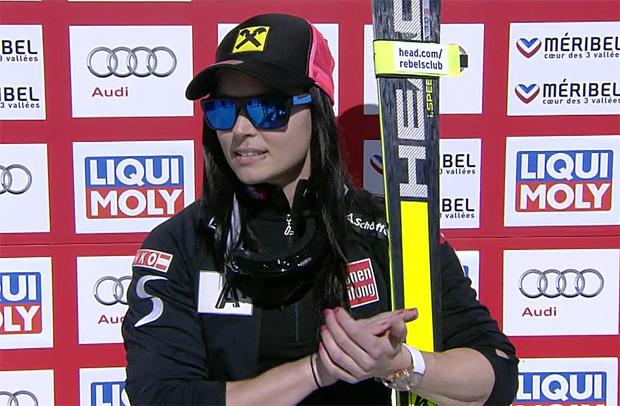 Anna Fenninger wird Laureus Botschafterin