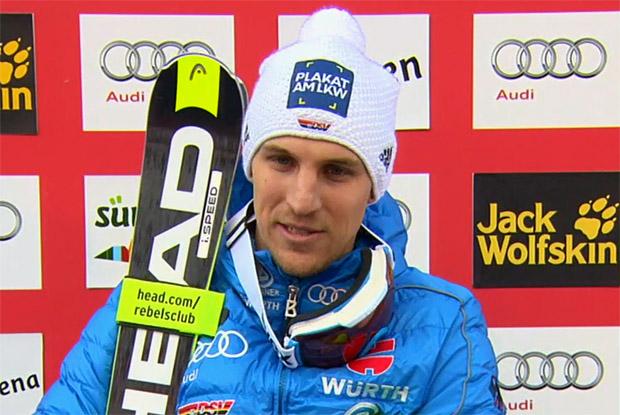 DSV NEWS: Josef Ferstl will an Aufwärtstrend anknüpfen