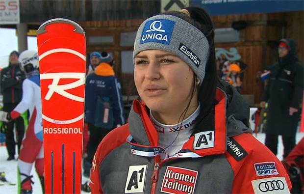 Der Start von Nadine Fest bei der Junioren Sk-WM in Davos ist noch fraglich.