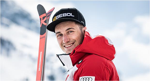 Patrick Feurstein will beim Riesenslalom Ski Weltcup Auftakt in Sölden durchstarten. (Foto: © Mirja Geh)