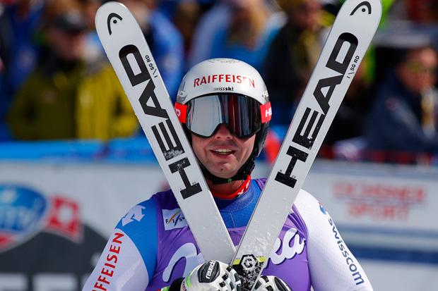 © HEAD / Beat Feuz will auch bei der Heim-WM in St. Moritz erfolgreich sein