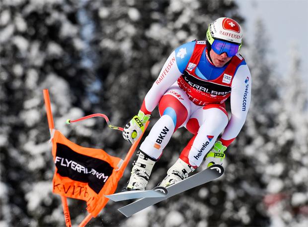 Weltcupfinale in Are: Abfahrtstraining der Damen und Herren am Dienstag (© HEAD / Jonas Ericsson/Agence Zoom)