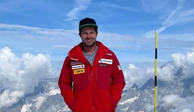 Auch Beat Feuz hofft auf einen halbwegs normalen Ski Weltcup Winter (Foto: © Beat Feuz / Facebook)