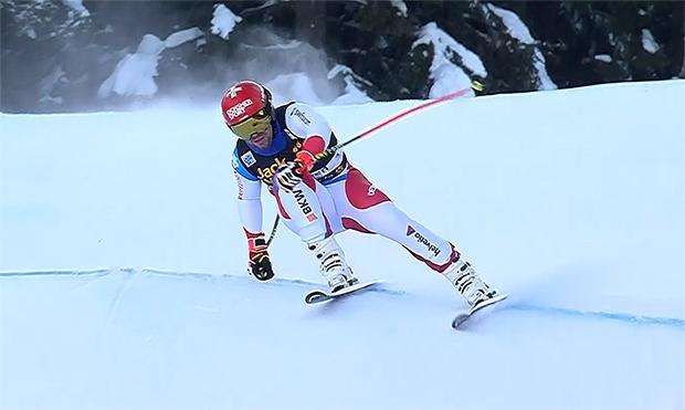Beat Feuz führt die schweizerische Speedgruppe in Kitzbühel an