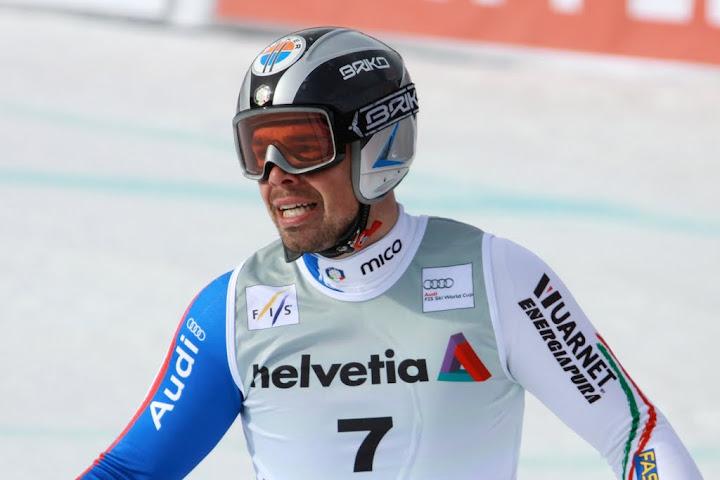 © Gerwig Löffelholz / Peter Fill schlägt wieder zu - Silber im Riesentorlauf