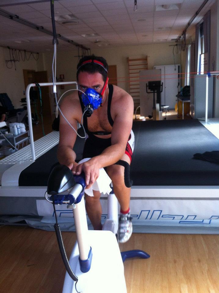 © Peter Fill / Beim Fitnesstest in Monza