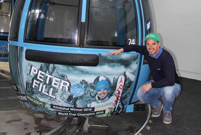 © Tourismusverein Seiser Alm / Weitere große Ehre für Peter Fill