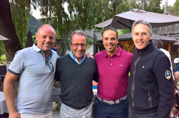 Peter Fills Golfturnier war wieder einmal ein großer Erfolg (Foto: Peter Fill / Facebook)
