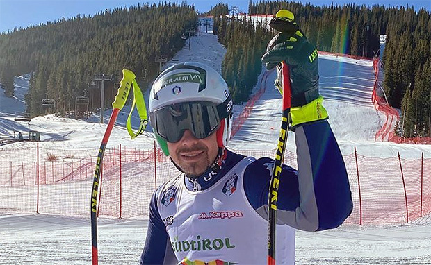 Peter Fill will in Lake Louise gut in den Speedwinter starten (Foto: © Peter Fill / Facebook)