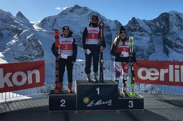FIS Oerlikon Slalom auf der Diavolezza (Foto: Swiss-Ski)