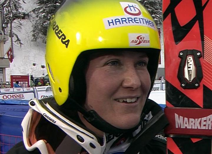 Andrea Fischbacher (AUT)