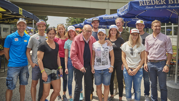 Fischer Family Day: Sportartikelhersteller aus Ried öffnet seine Tore (Fotocredits: Fischer Sports GmbH)