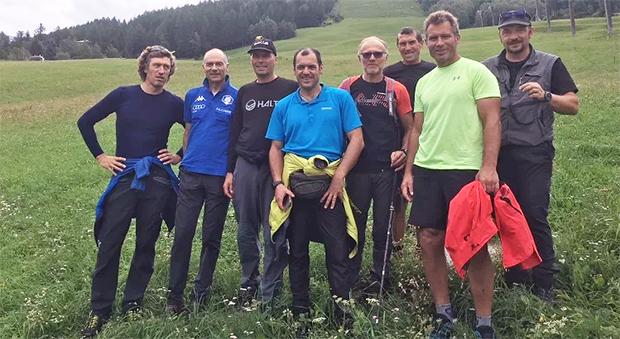 Der Besuch der FIS-Verantwortlichen auf der Stelvio-Piste in Bormio ist erfolgreich verlaufen. (Foto: FISI.org)