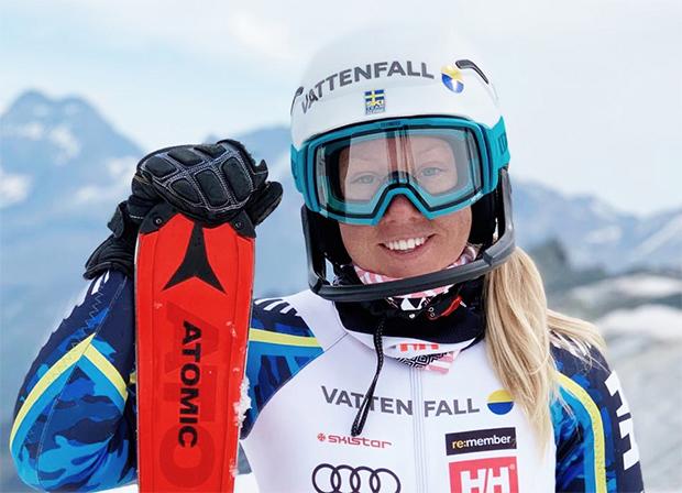 Skiweltcup.TV kurz nachgefragt: Heute mit Magdalena Fjällström (Foto: © Magdalena Fjällström / privat)