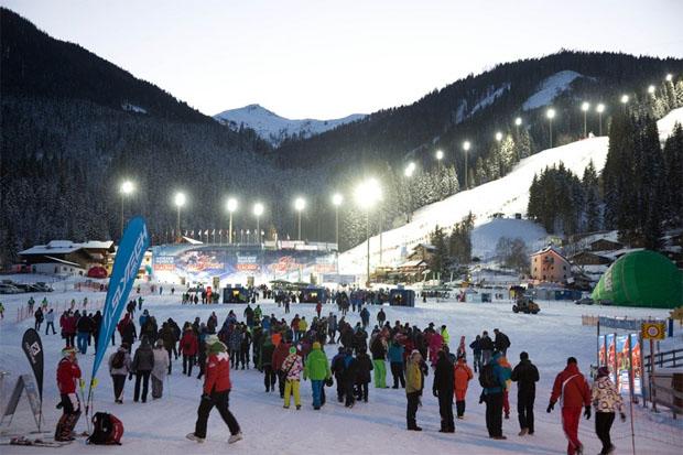 © skiweltcup-flachau.at / Flachau ist bereit für das Highlight im Damen Skiweltcupzirkus