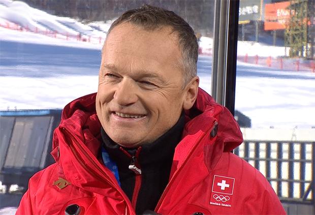 """Hans Flatscher: """"So ein Athlet wie Marco Odermatt fällt nicht jedes Jahr vom Himmel."""""""