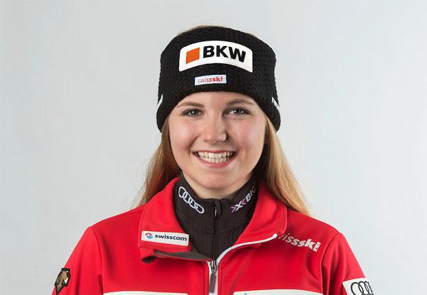 """Luana Flütsch im Skiweltcup.TV-Interview: """"Es gibt auch ein Leben ohne Ski fahren!"""" (Foto: © swiss-ski.ch)"""