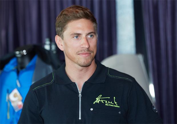 Max Franz steht im Aufgebot für die Weltcuprennen in Kvitfjell (NOR) (Foto: Fristads Kansas/APA-Fotoservice/Preiss Fotograf: Thomas Preiss)