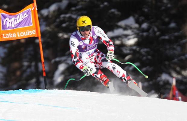 © Kraft Foods / Max Franz will in dieser Saison sein erstes Weltcuprennen gewinnen.