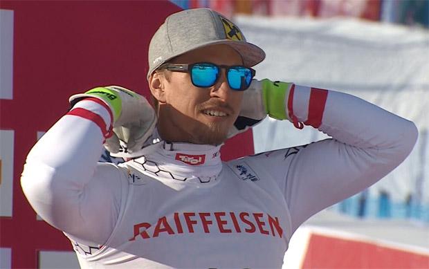 SKI WM 2017 - ABFAHRT DER HERREN: Bronzemedaillengewinner Max Franz im Portrait