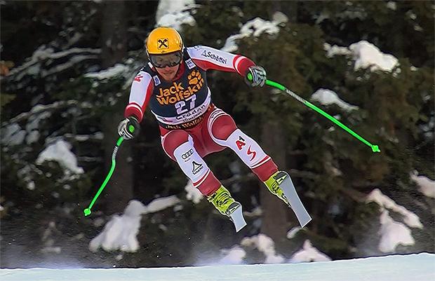 Bester Österreicher wurde Max Franz als Neunter