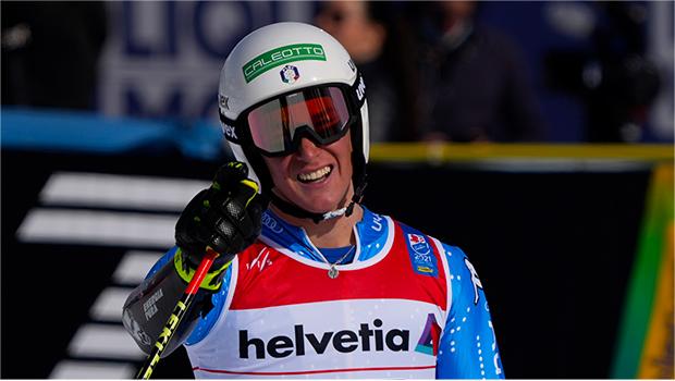 Giovanni Franzoni wird nur topfit in Sölden an den Start gehen (Foto: © Archivio FISI/ Pentaphoto/ Gio Auletta)