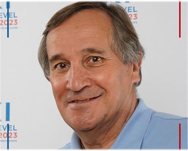 Bernard Front, neuer Präsident des WM Organisationskomitee Courchevel Méribel 2023 (Foto: © www.courchevelmeribel2023.com)