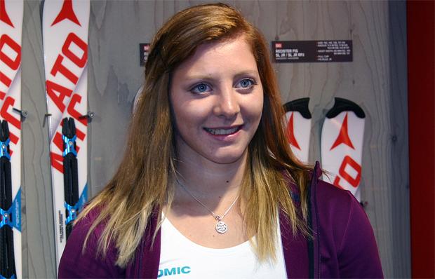 Katharina Gallhuber (Foto: Walter Schmid / Skiweltcup.TV)