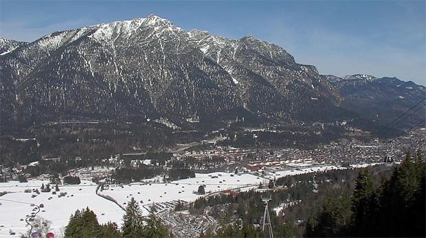 2. Abfahrtstraining der Damen in Garmisch Partenkirchen wurde ABGESAGT