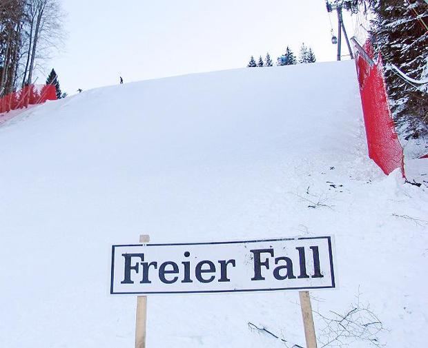 """Freier Fall"" (Foto: OK GAP 2011)"